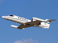 Learjet 35A Exterior