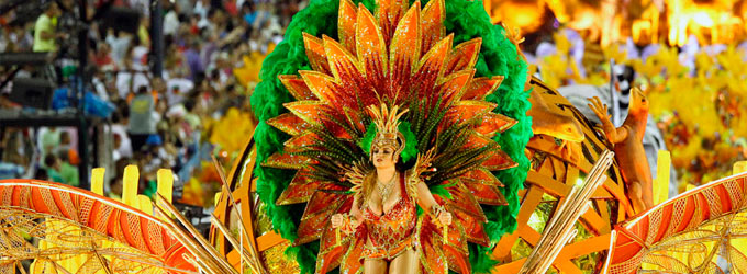 2018 Brazil Carnival and Peru 10 day Tour